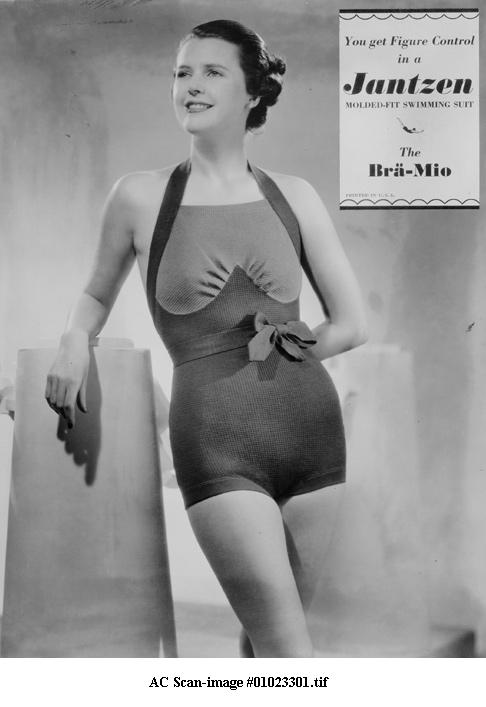 D9233-1 swimsuit jantzen
