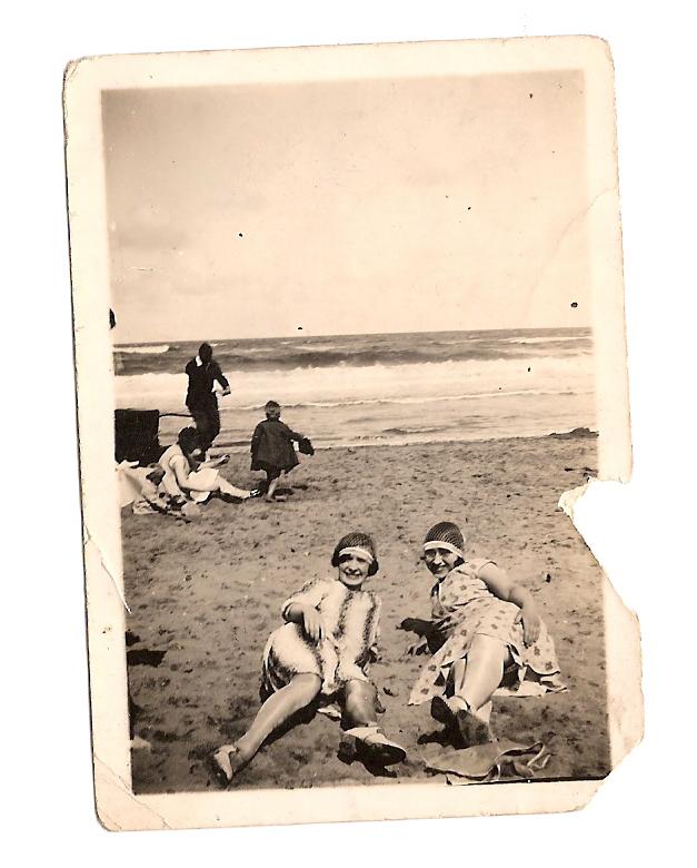 1920s family